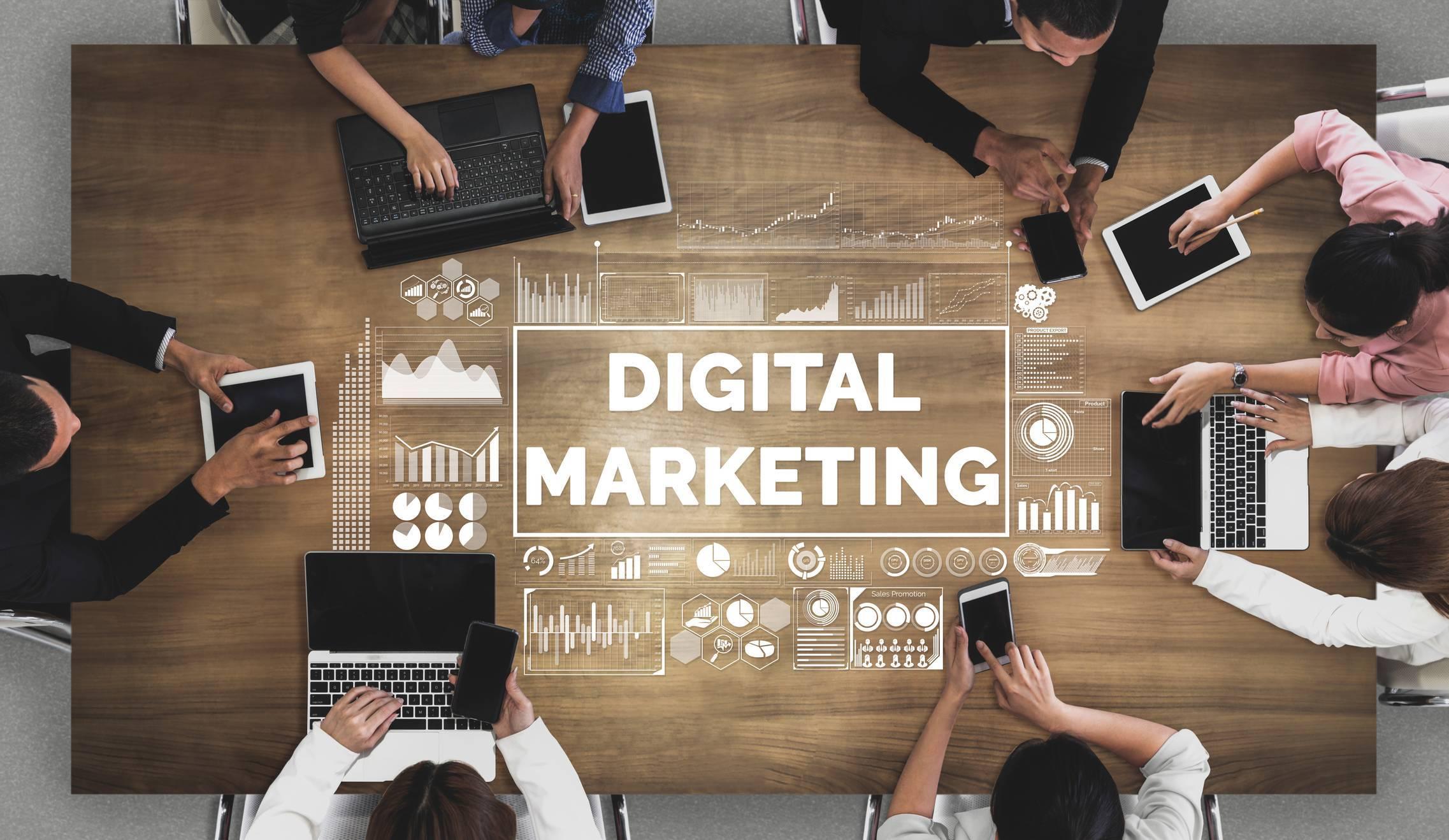 Marketing digital pour les entreprises