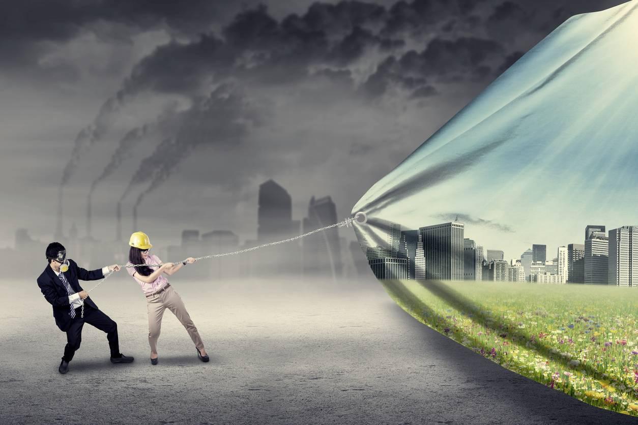 Les entreprises, premier acteur de la protection de l'environnement