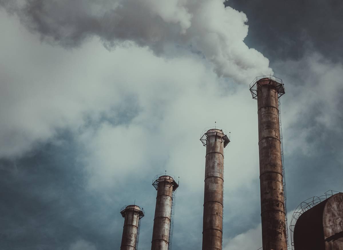 Les entreprises et la pollution de l'environnement