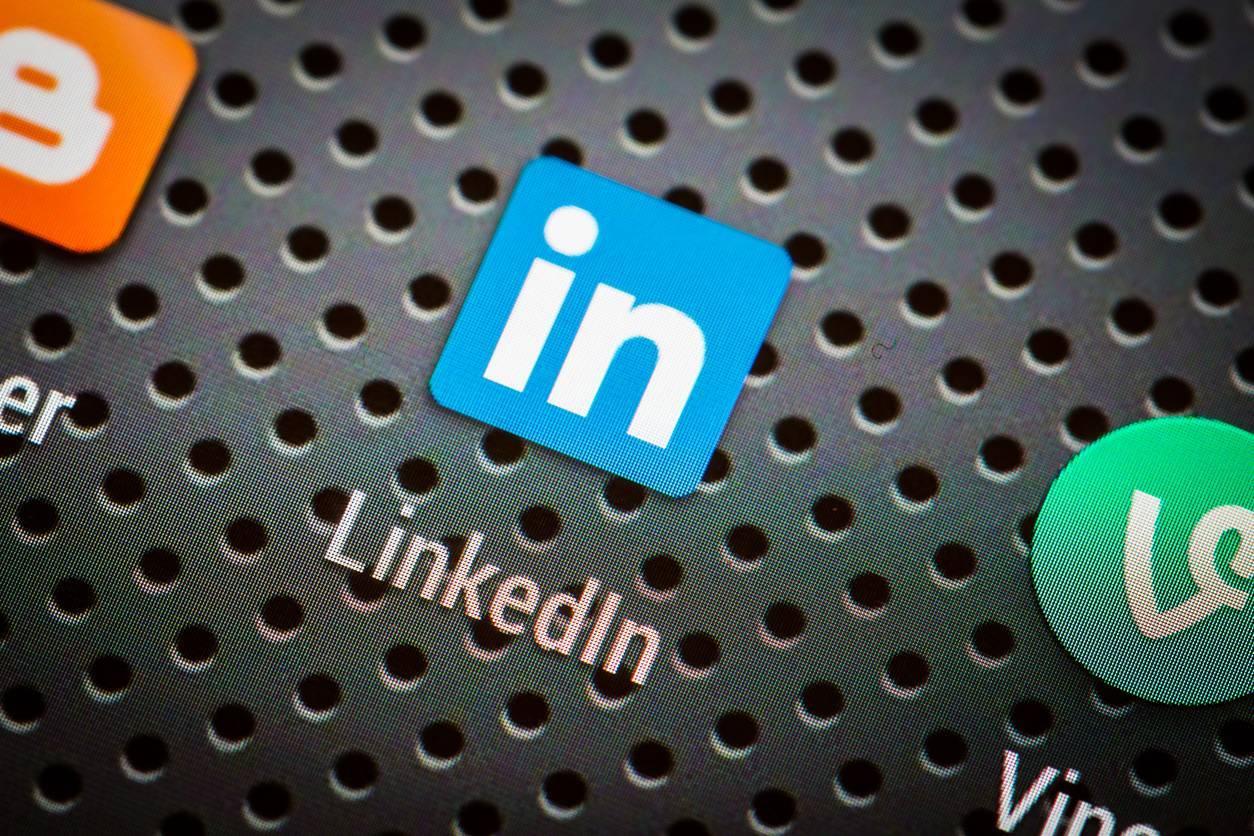 surcouche LinkedIn